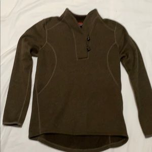 The North Face Toggle Button Pullover
